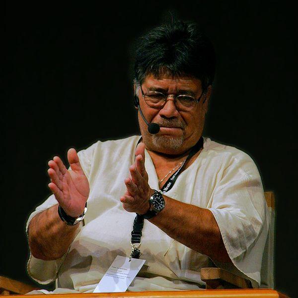 Luis Sepúlveda, (Wikimedia Commons)