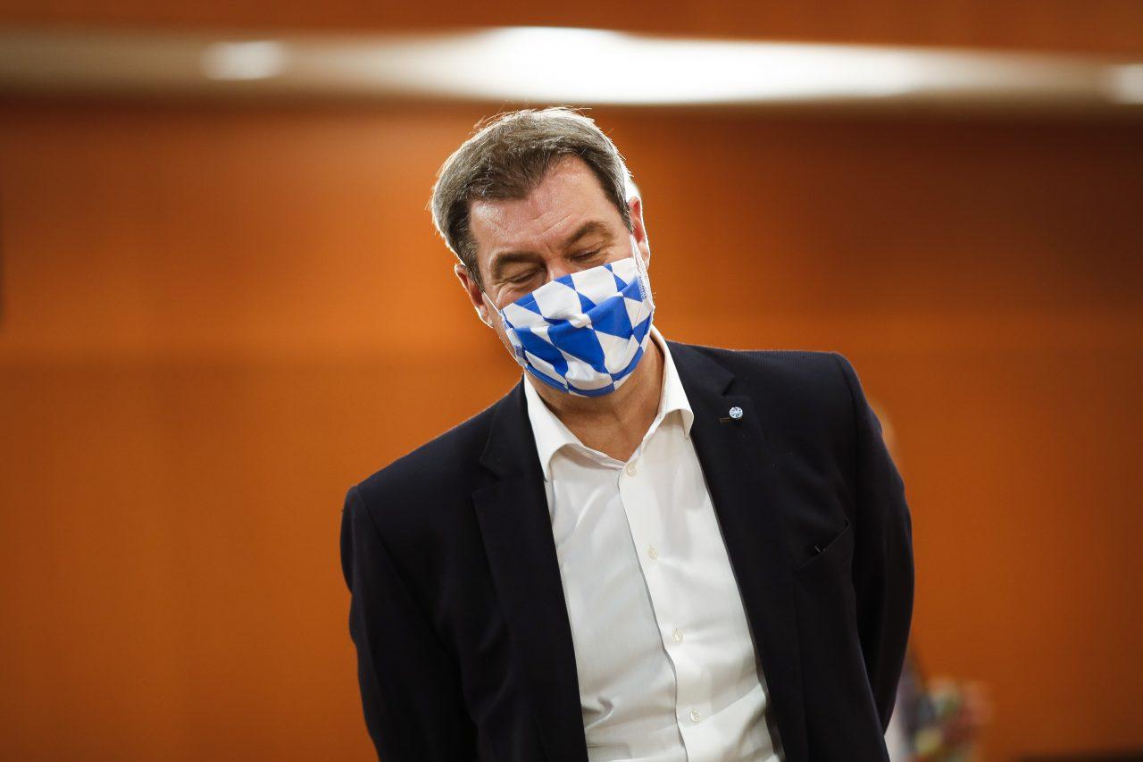 Come la pandemia ha reso il governatore della Baviera il favorito per il dopo Merkel