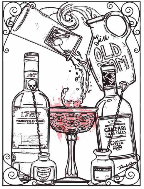 L'antologia del gin