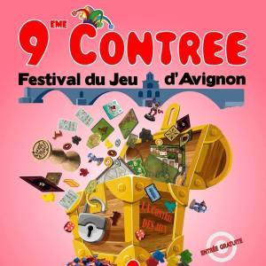 Linkkipeli sera à La 9ème édition de La Contrée des Jeux en Avignon