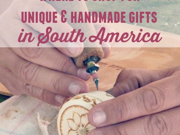 Looking for a truly unique and beautiful handmade gift idea or momento while traveling through South America? Check out these fantastic places in Bolivia, Argentina, Ecuador and Peru, and you will be sure to find some to dazzle!