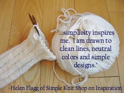 Helen Flagg Simple Knit Shop