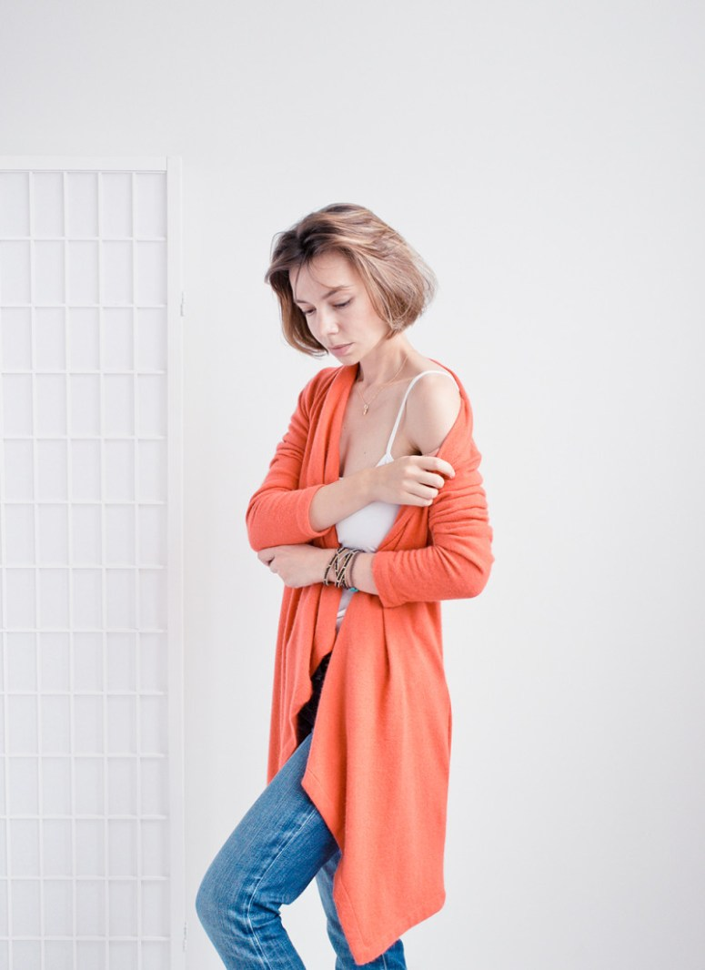 Lana Stepul Apparel features beautiful handcrafted pieces that are feminine and stylish.