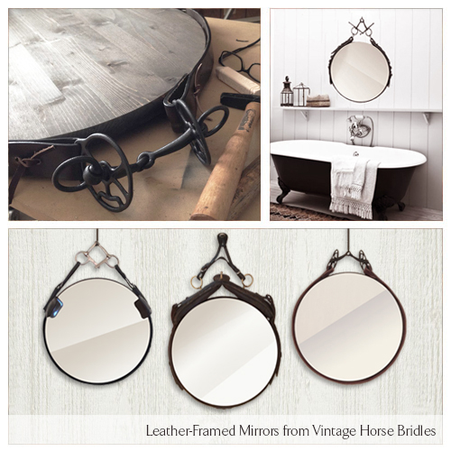BRIDLE MIRRORS