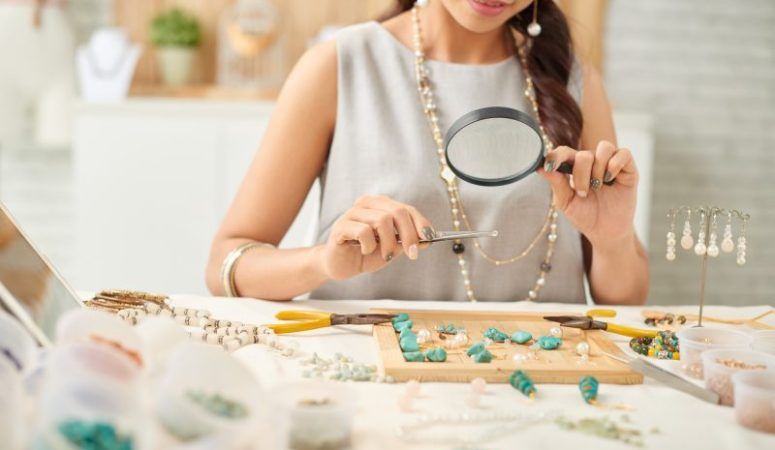 6 things you can do to start carving out time for jewelry making today