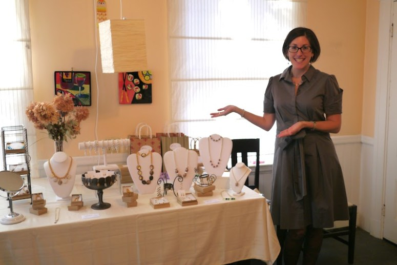 Learn how to throw a successful home trunk show for your jewelry business