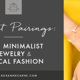 Chic minimalism & ethical fashion: A style guide