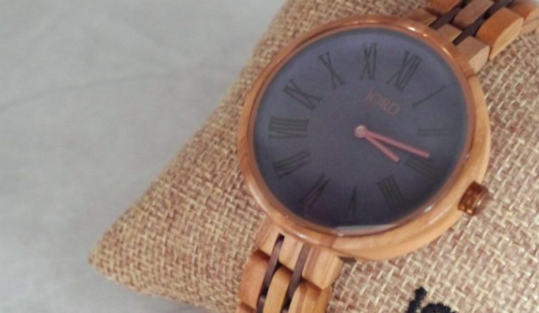 Luxurious wooden watches for eco-conscious women