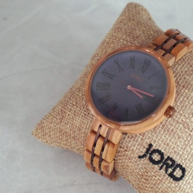 JORD watches are gorgeus and timeless