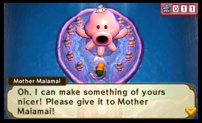 New A Link Between Worlds Screenshots Show Off Mother Maiamai