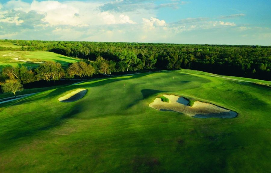 Texas Archives   LINKS Magazine Trinity Forest Golf Club