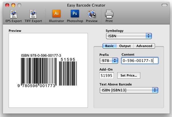 友環公司-Easy Barcode Creator 條碼製作軟體條碼製作