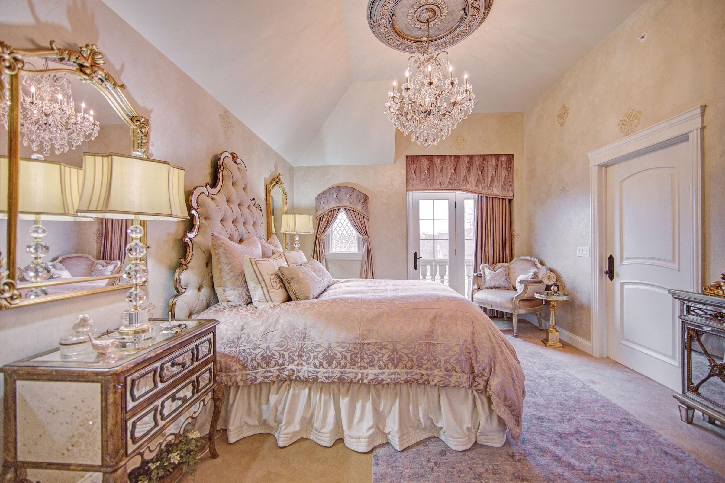 Luxury-Girls-Bedroom-Interior-Design on Beautiful Room For Girls  id=71883