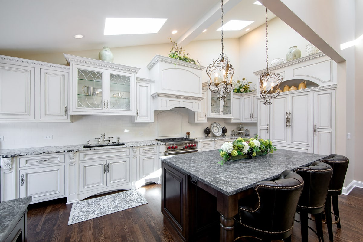Traditional Kitchen Remodeling and Design Ideas - Linly ... on Kitchen Remodeling Ideas  id=25456