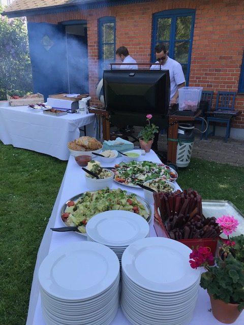 Lunch hos Linnérs mat på Trycket v 21