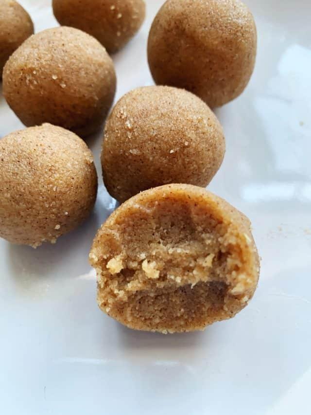 Gingerbread Fat Bombs