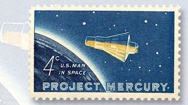 Looking back at John Glenn's U.S. stamp legacy