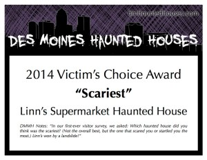 DMHH Awards 2014 LHH Scariest