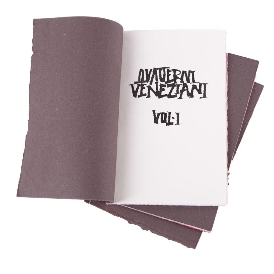 Quaderni Veneziani Manoscritti - 2