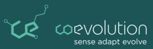 The organisation logo for CoEvolution - a LINQ Referral Partner