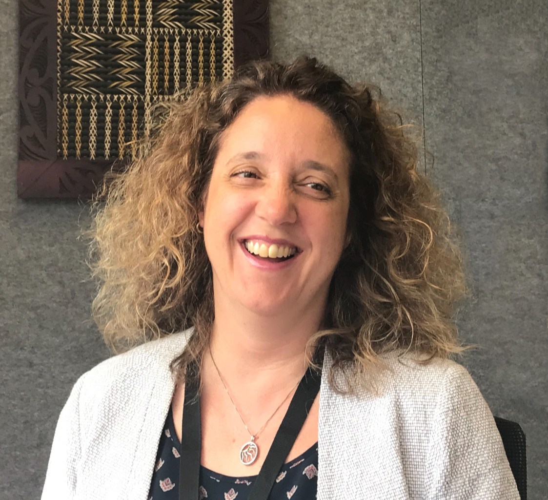 A photo of Tanya Boelema from the New Zealand Tertiary Education Commission
