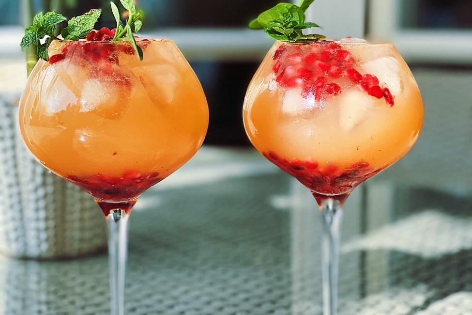 Fredagsdrinken (Midsommardrinken) Pommegina