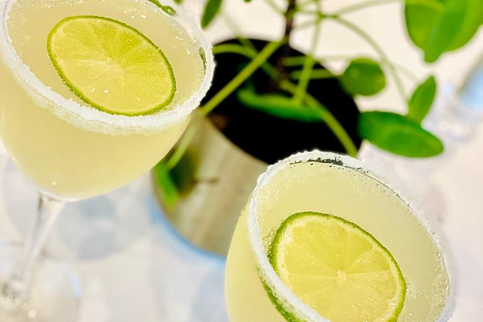 Fredagsdrinken – Prosecco Margaritas