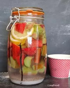 Download Rhubarb and Strawberry Vodka (more delicious than Rhubarb ...