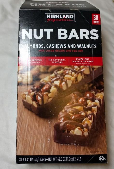Kirkland Signature Nut Bar