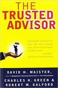 Book Cover: Trusted Advisor