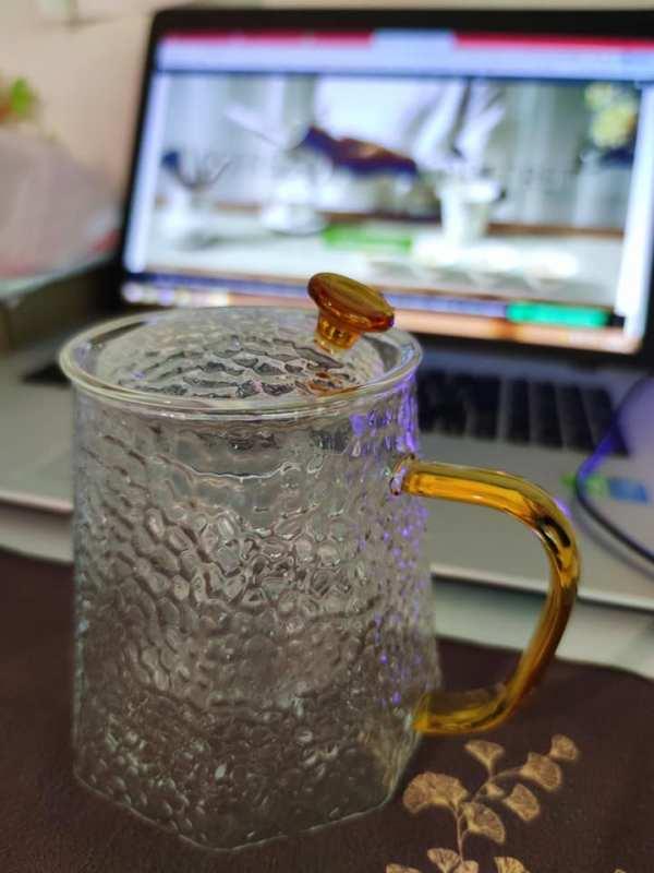 théière verre relax