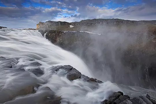 cascades spectaculaires
