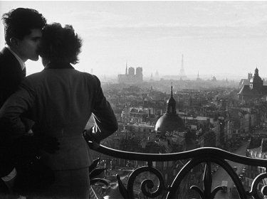 © Les amoureux de la Bastille by Willy Ronis