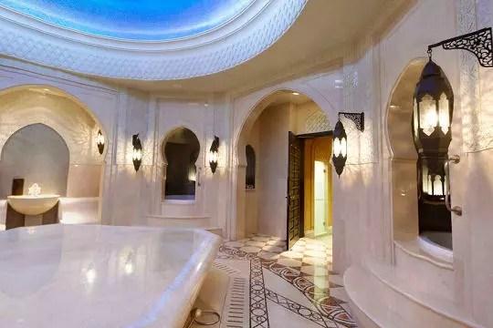 le hammam ou la splendeur de la d coration orientale hammams and oriental decoration. Black Bedroom Furniture Sets. Home Design Ideas