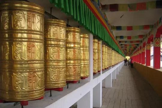 lamaserie tibet