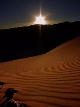 valle de la luna, un sanctuaire de la nature