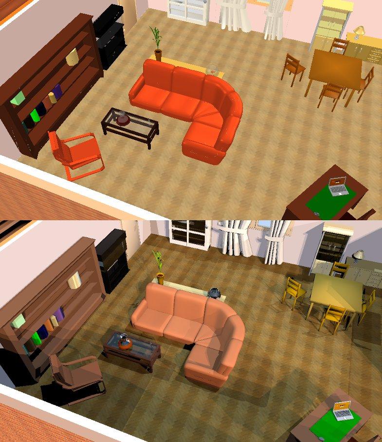 Sweet home 3d ist ein freies programm für die inneneinrichtung. Wohnungen Zeichnen Und Einrichten Mit Sweet Home 3d Seite 2 Von 3 Linuxcommunity