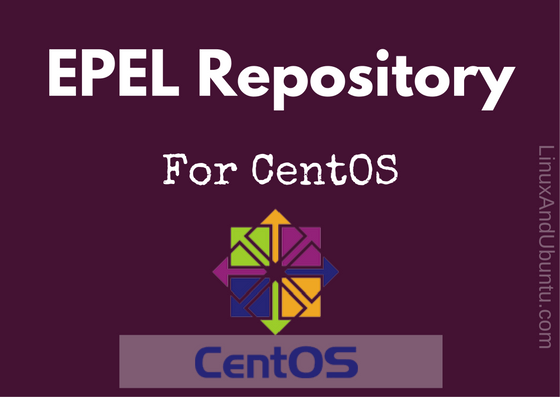 epel repository for centos