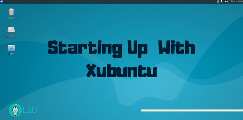 Starting Up With Xubuntu