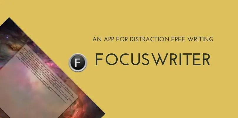 focus writer linux