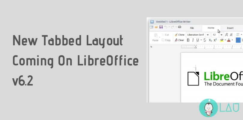 libreoffice tab layout