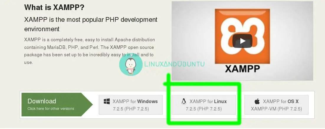 xampp para linux 32 bits