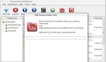 XDMan old version YouTube video downloader