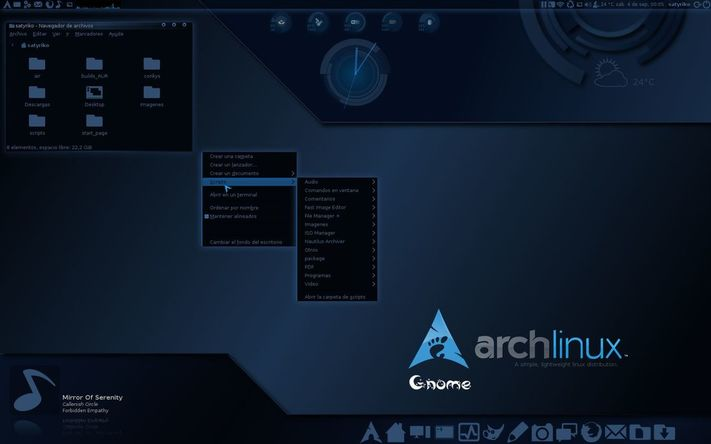 arch linux for programmers