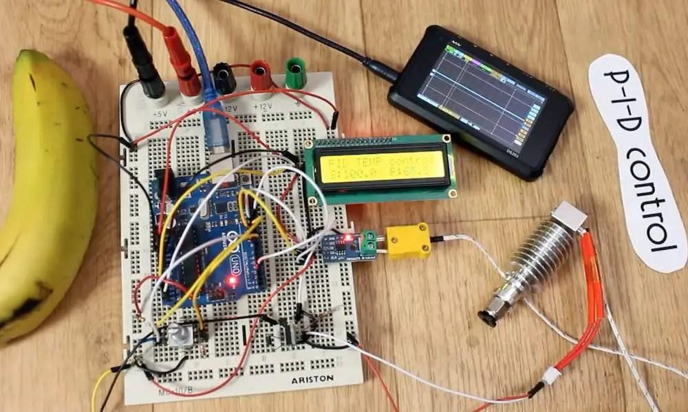 arduino setup project