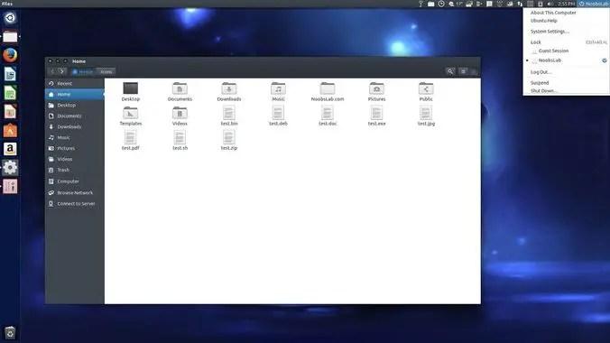 ceti ubuntu theme