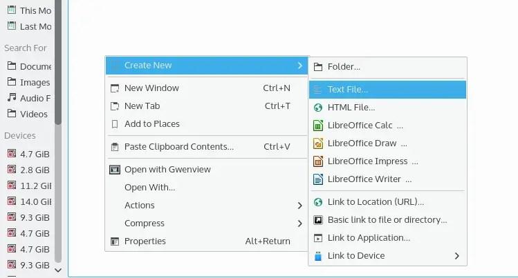 create veracrypt file container