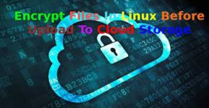 data encryption file encryption encryption key cloud file encryption linux