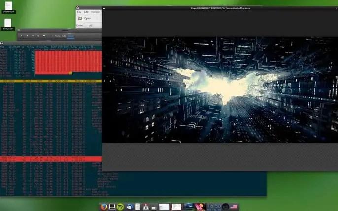 enlightenment linux desktop environment