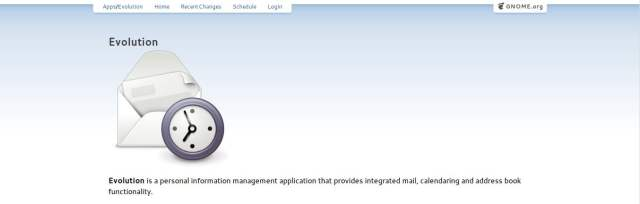 evolution best free linux email client